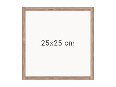 25cmx25cm
